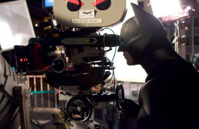 Casual Photos from Behind-the-scenes of Great Films