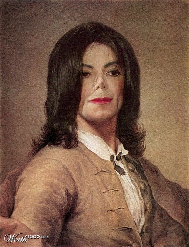 Classic Art Gets a Celebrity Makeover with the Help of Photoshop