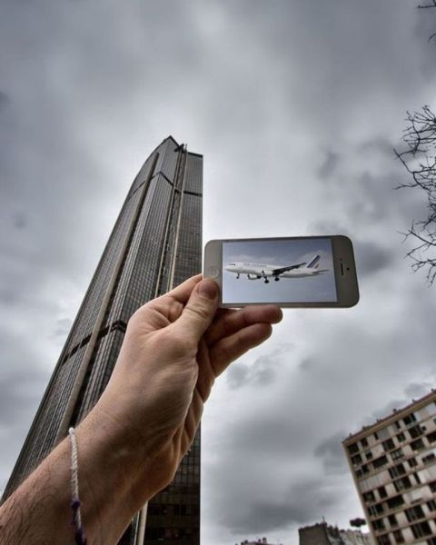 iPhone Photos Add A More Exciting Dimension to Real-Life