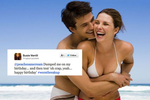 The Best of the Worst Break-Up Stories Ever