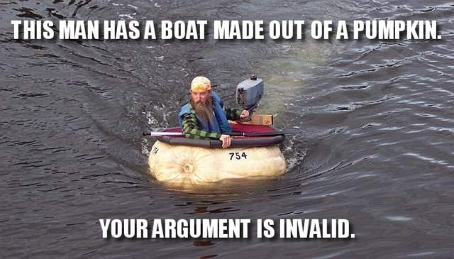 This Funny Meme Wins Every Argument