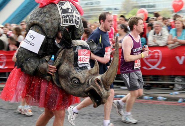 Amazingly Awful Runner Costumes