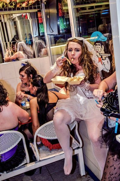Crazy Out-of-Control Hen and Stag Parties