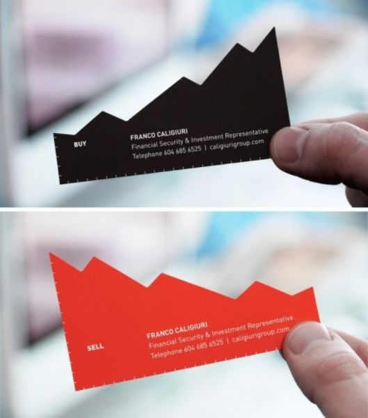 Some very wacky and creative business card designs 29 pics 3 reheart Images