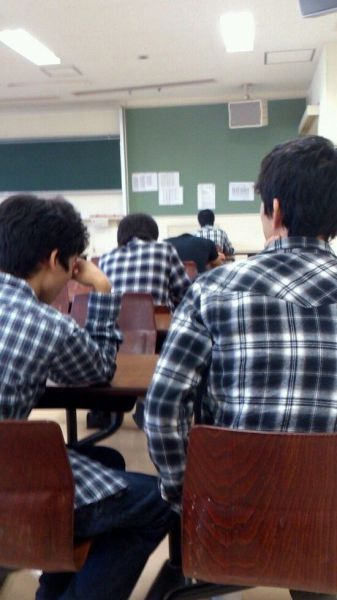 Odd New Trend among Japanese College Students