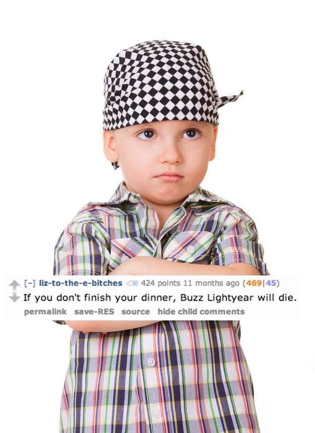 The Most Amusing Lies You Can Tell Your Children