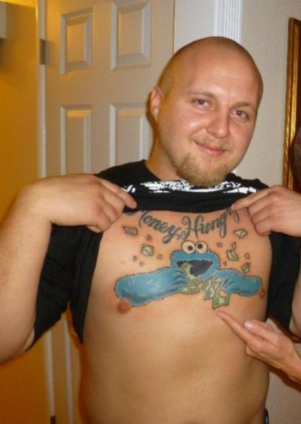WTF Made Them Think That These Tattoos Were a Good Idea?