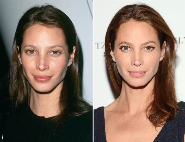 See How These Top Models Have Aged Since Their Early Days