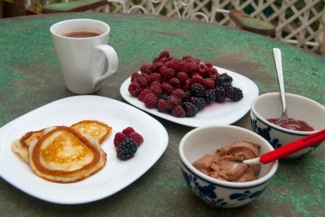 Traditional Breakfast Meals from around the World