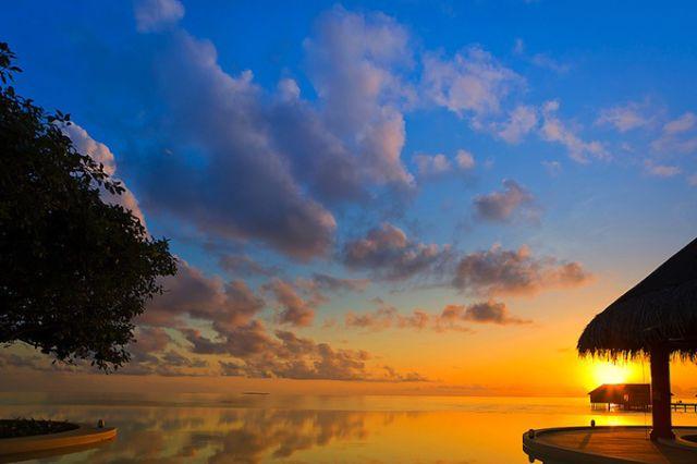 An Idyllic Island Getaway That Is Like Heaven on Earth