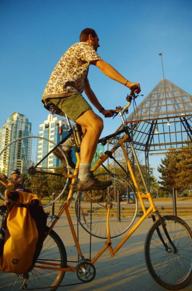 Imaginative and Inventive Bicycle Modifications