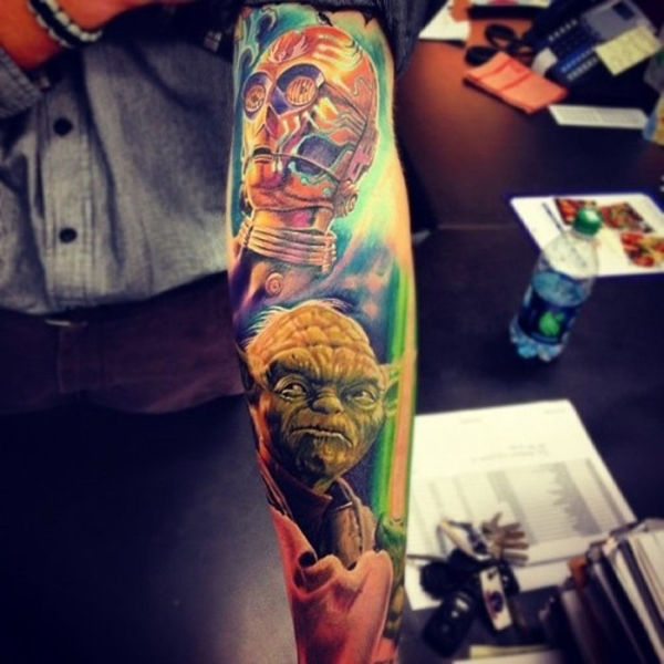 Phenomenal Tattoo Art That Takes Great Artistic Skill 39 Pics