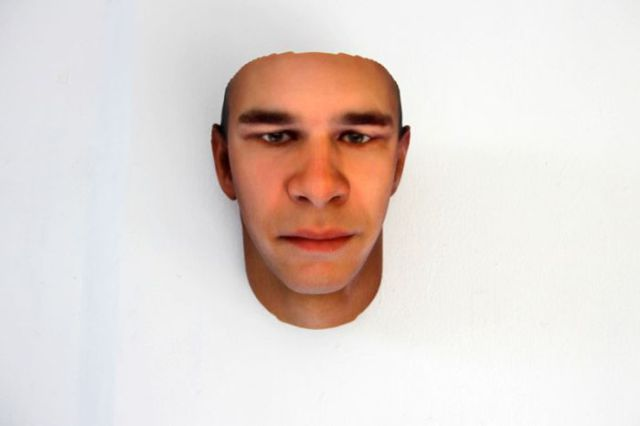 Crazy Cool 3D Face Prints Made from DNA