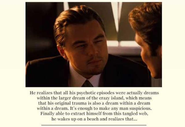 Proof That Leonardo DiCaprio's Movies Are Actually All Connected