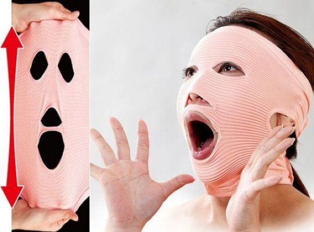 What Is This Scary Looking Facemask Used for?