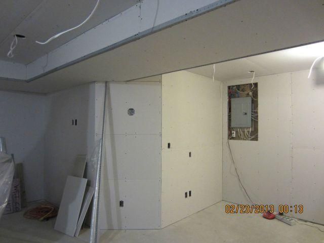 Awesome Basement Renovation