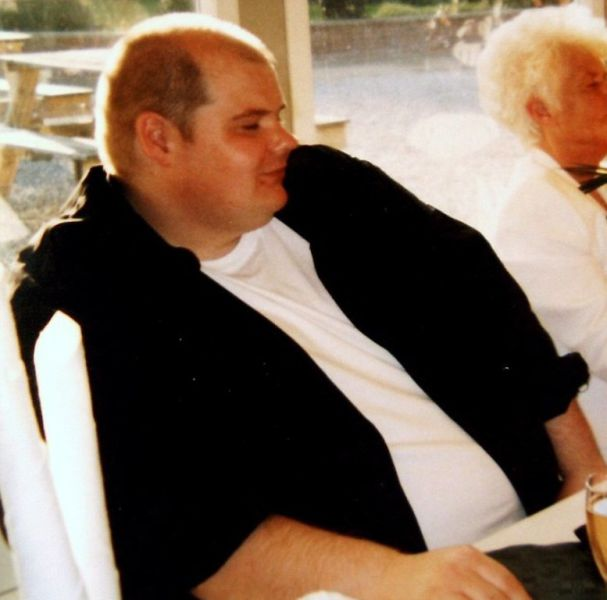 Obese Man Ordered to Lose Weight or Die