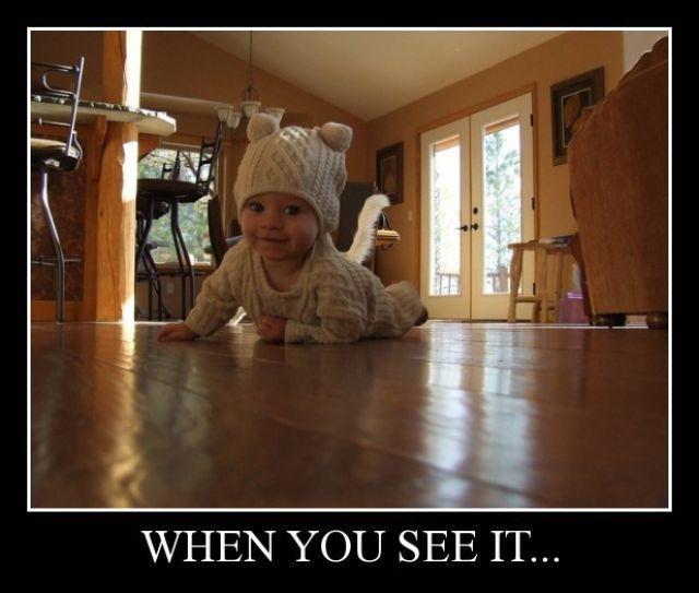 Wait Until You Spot It…