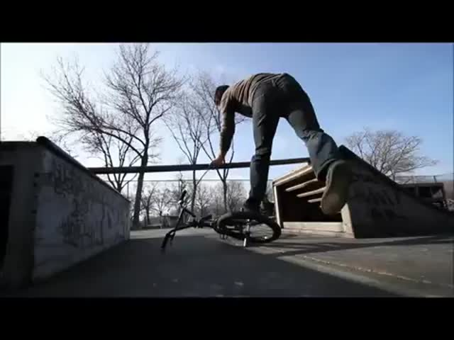 Most Original Bike Tricks Ever