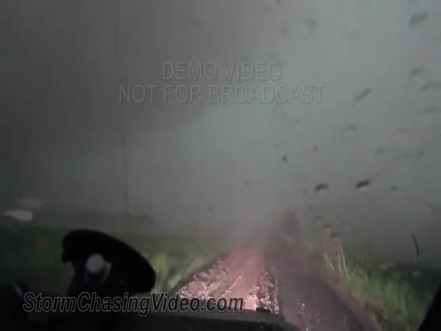 Storm Chasers Filmed the Inside of a Tornado Thanks to Their Tornado Tank
