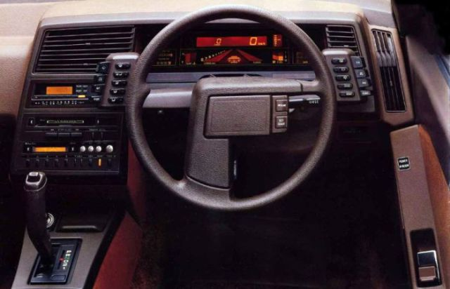 A Few of the Weirdest and Most Interesting Car Dashboards