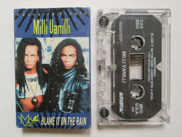 Do You Remember These Cassette Tapes from the '80s and '90s?