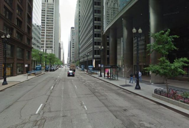 The City of Chicago Then and Now