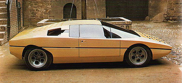 A Huge Collection of Old Photos of '70s Prototype Cars