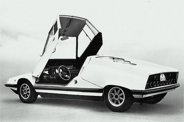 A Huge Collection Of Old Photos Of 70s Prototype Cars 80 Pics Izismile Com