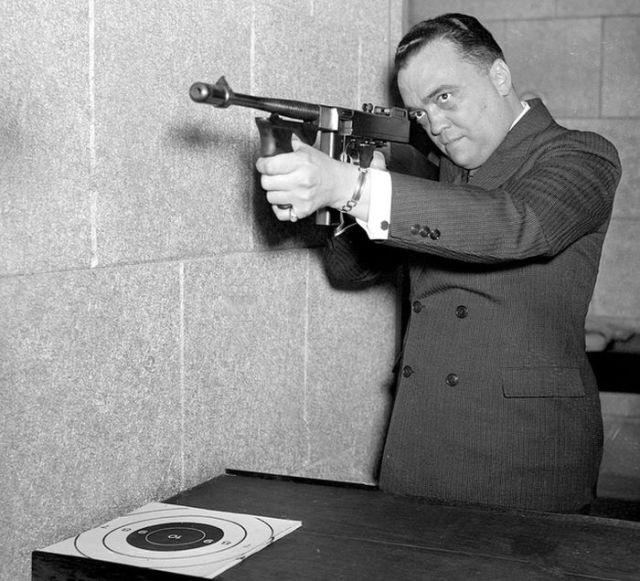 A Look Back at the FBI in the '30s and '40s