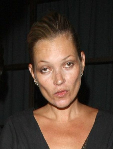 How Kate Moss Changed with Time