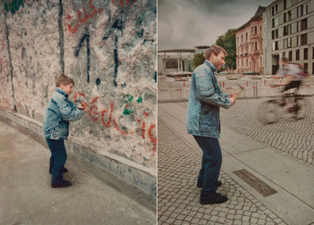 Photos That Tell a Story of Past and Present