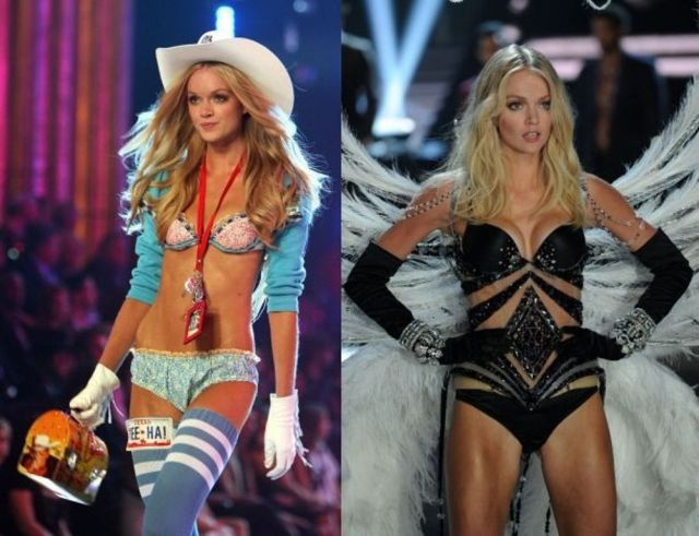 Victoria's Secret Runway Angels from Their Career Start to the Present time