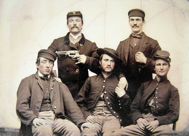 A civil war photo with more questions than answers 4 pics 1 a civil war photo with more questions than answers altavistaventures Gallery