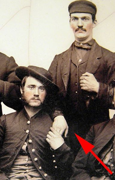A Civil War Photo with More Questions Than Answers