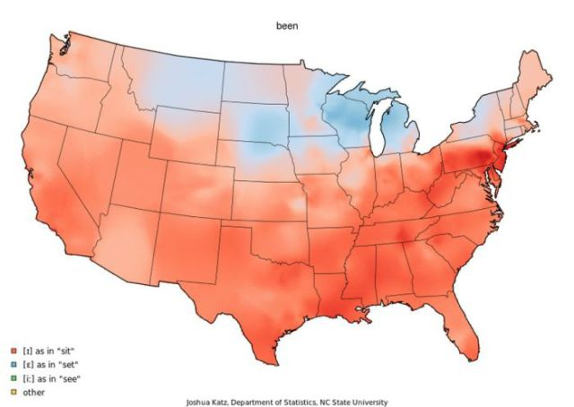 A Fun Look at Various Americanisms Mapped Out!