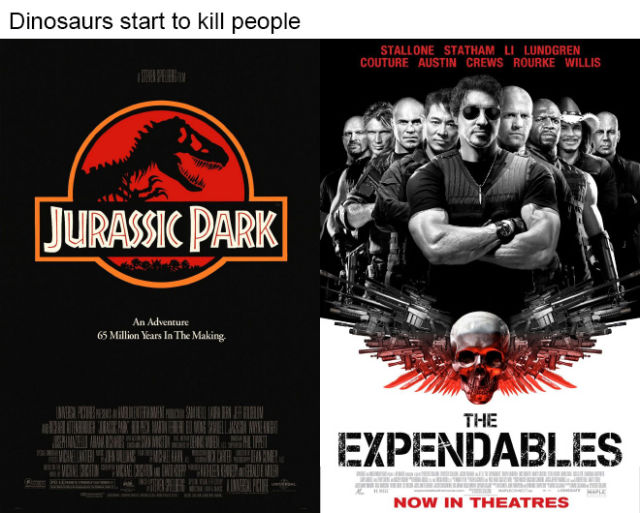 Movies That Actually Have the Same Plot
