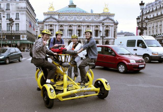 The Oddest and Most Inventive Vehicles