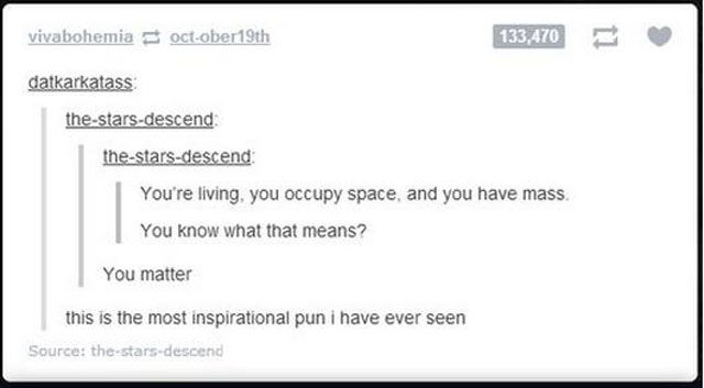 Tumblr Shows Its Serious Side