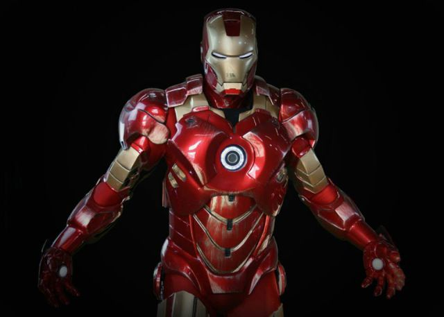 A Home-Made Iron Man Suit That Is Simply Spectacular