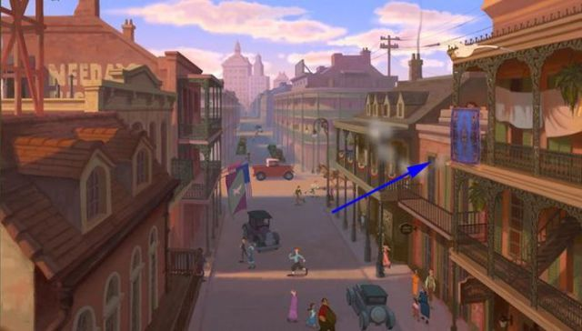 Disney Characters That Are Hidden In Other Disney Films