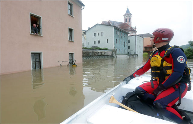 European Cities Are Drowning