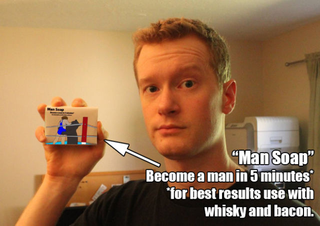 The 5 Minute Trick to Becoming a Real Man