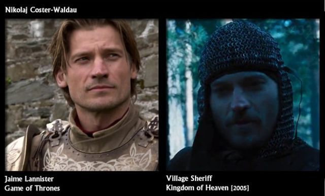 "Where You Have Spotted the ""Game of Thrones"" Actors Before"