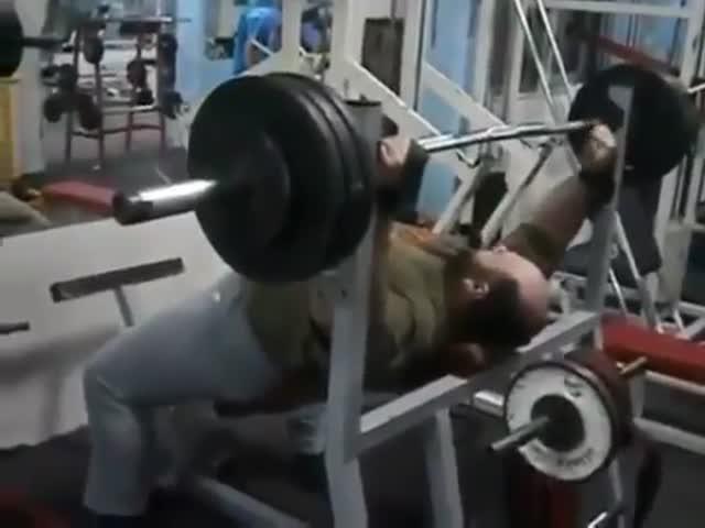 Lifting Lvl 80