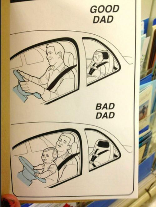 A Tribute to All the Dad's Out There