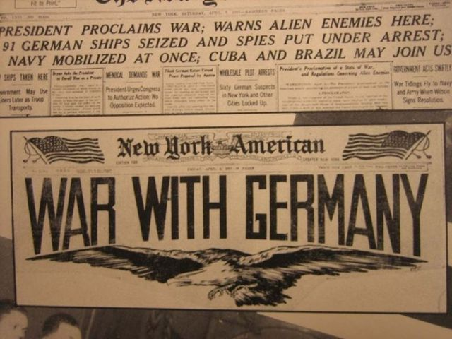 A Little Bit of Factual History on World War II