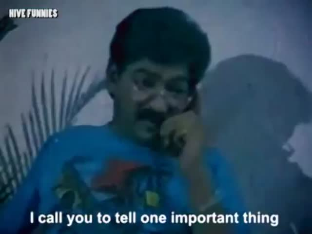 Most Epic Phone Conversation in History of Movies