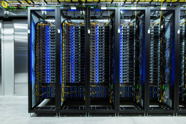 Facebook's Data Center on the Edge of the Arctic Circle