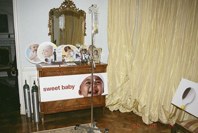 Inside the Room Where Michael Jackson Spent His Last Days